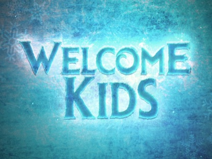 FROSTED WELCOME KIDS