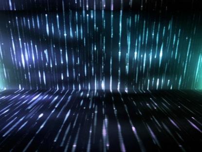 GLIMMER RAIN BLUE