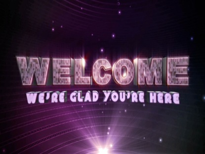ILLUMINATE WELCOME ANIMATED