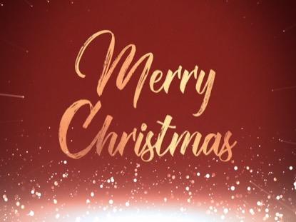 JOYFUL MERRY CHRISTMAS
