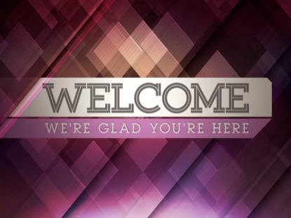 MERIDIAN WELCOME