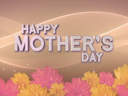 MOTHER'S DAY FLOWERS SLIDE ANIMATED