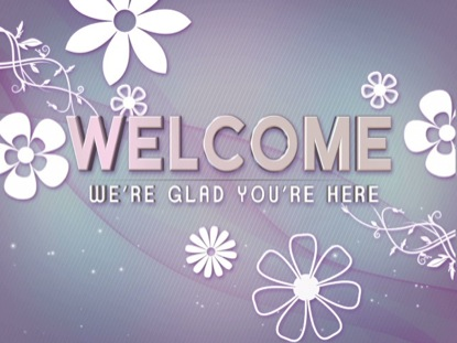 MOTHER'S DAY WELCOME ANIMATED