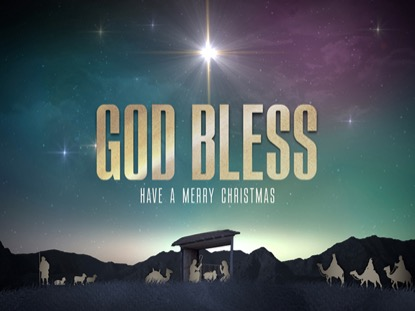NATIVITY CHRISTMAS CLOSE CHRISTMAS