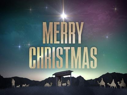 NATIVITY CHRISTMAS MERRY CHRISTMAS
