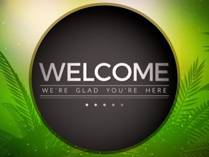 PALM SUNDAY VOL 2 WELCOME