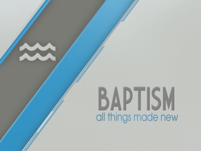 PARALLELS BAPTISM