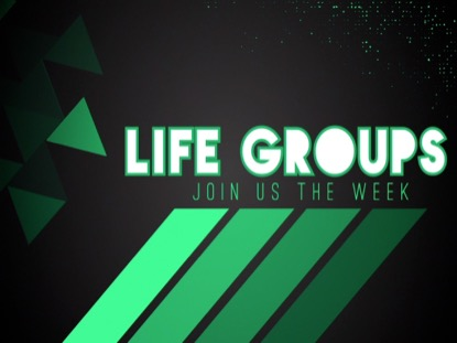 REVOLUTION LIFE GROUPS