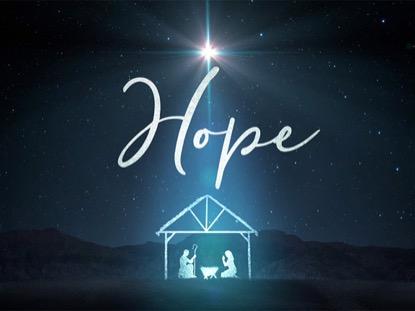 STARLIGHT NATIVITY HOPE