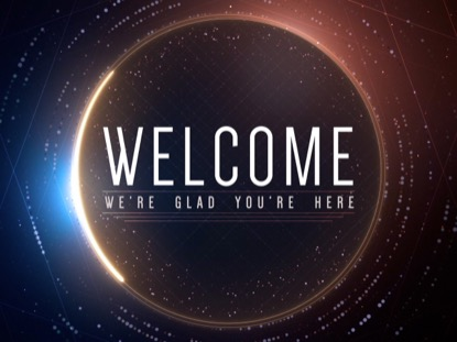 UNIVERSE WELCOME