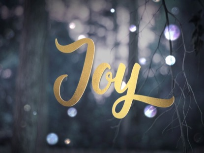 WINTER BOKEH JOY ADVENT