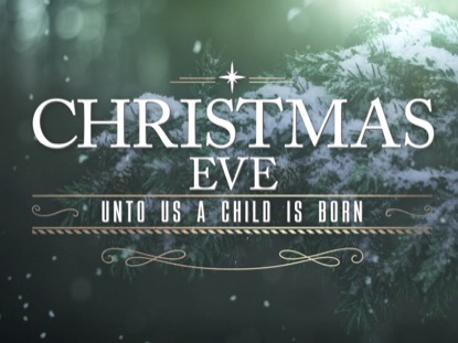 WINTER WOODS CHRISTMAS EVE