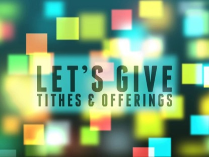 ENDLESS RESOLVE TITHES
