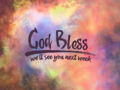 NEBULA GOD BLESS