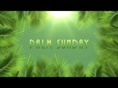 PALM SUNDAY BRIGHT TITLE 2