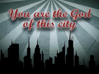 THIS CITY WORSHIP INTRO