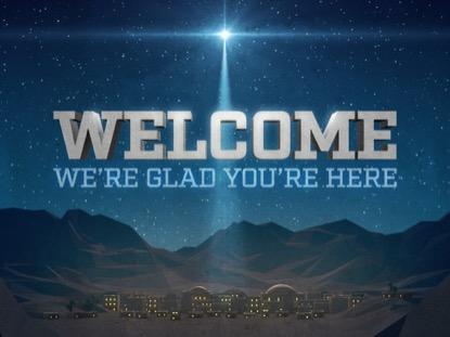 BETHLEHEM NIGHT WELCOME