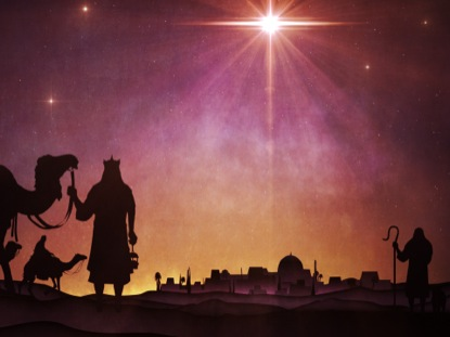 BETHLEHEM STAR NIGHT WISE MEN