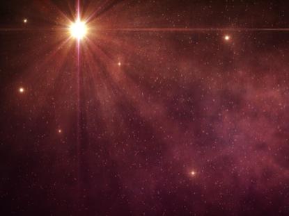BETHLEHEM STAR PINK SKY