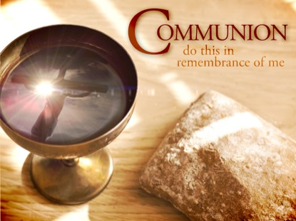COMMUNION REFLECTION VERSES