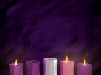 DIGITAL ADVENT CANDLES WEEK 3