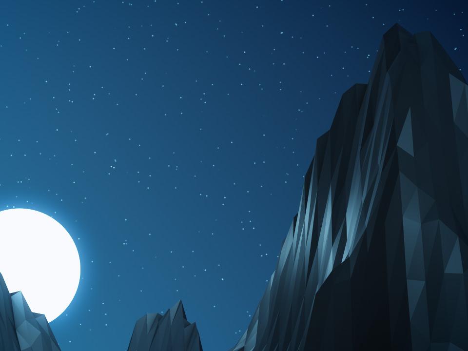 DIGITAL MOUNTAINS NIGHT STARS