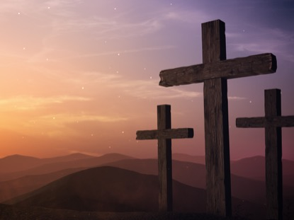 EASTER SUNRISE CROSSES
