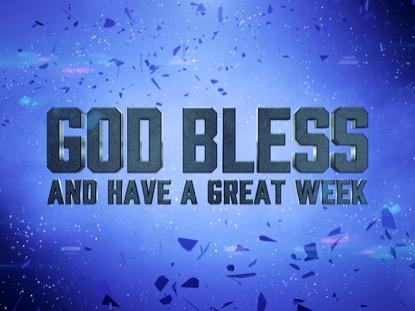 GALAXY GLASS GOD BLESS