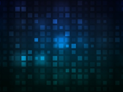 GRID ABSTRACT BLUE GREEN