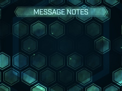 HEXA FOG MESSAGE NOTES