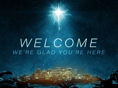 HOLY NIGHT WELCOME