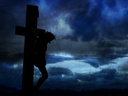 JESUS CROSS STORM