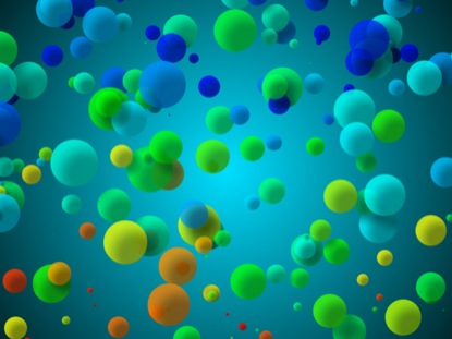 KIDS COLORFUL BUBBLES
