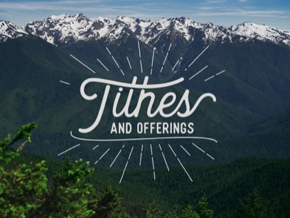 MOUNTAIN PINES TITHES & OFFERINGS