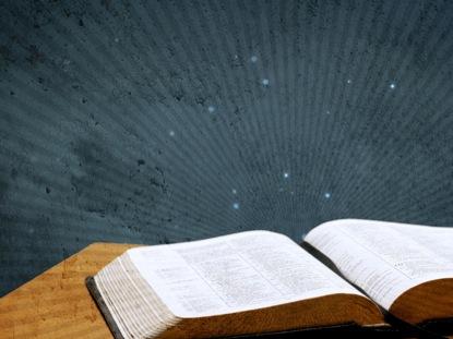 OPEN BIBLE GRUNGE