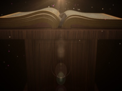 PARTICLE GLOW BIBLE