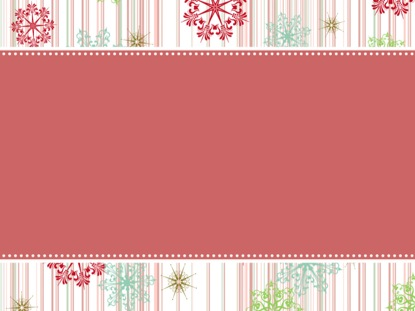VINTAGE HOLIDAY FANCY RED