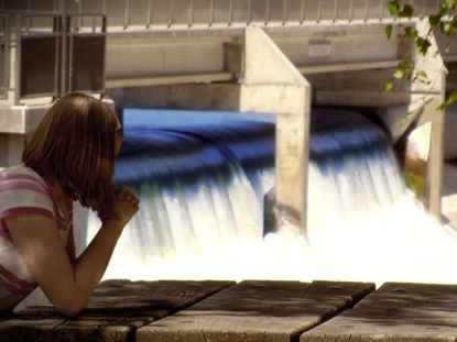 WATER FALLS PRAYER