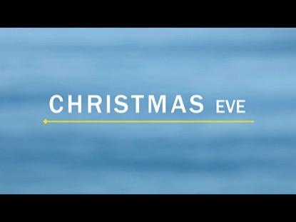 OCEAN CHRISTMAS EVE