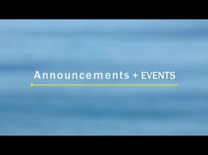 OCEAN EVENTS