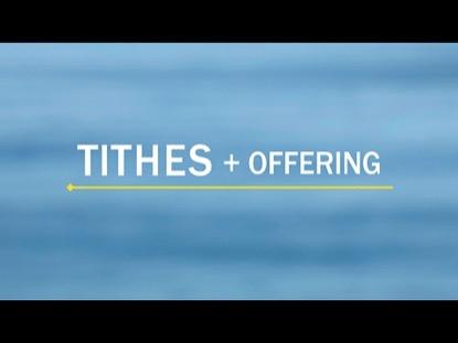 OCEAN TITHES