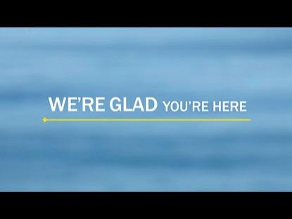 OCEAN WE'RE GLAD