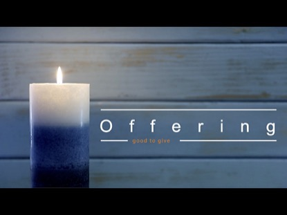 ONE BLUE CANDLE OFFERING