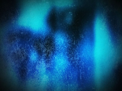 BLUE DARK GRUNGY BACKGROUND