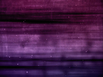 MUTED PURPLE PARTICLE STREAKS