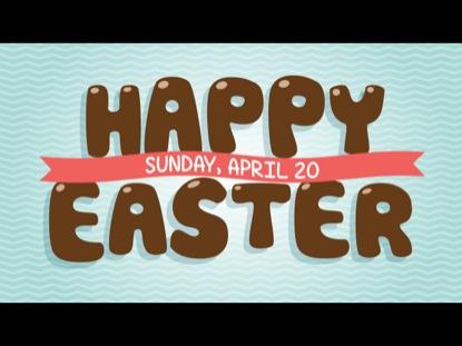 HAPPY EASTER LOOP