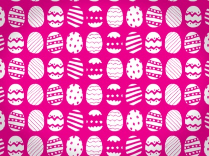 SPRINGSTER EGG LOOP MAGENTA