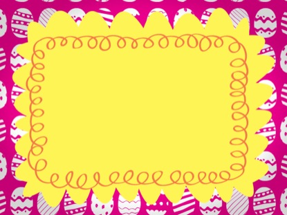 SPRINGSTER SIGN EGG LOOP MAGENTA