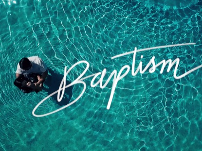 BAPTISM FROM ABOVE