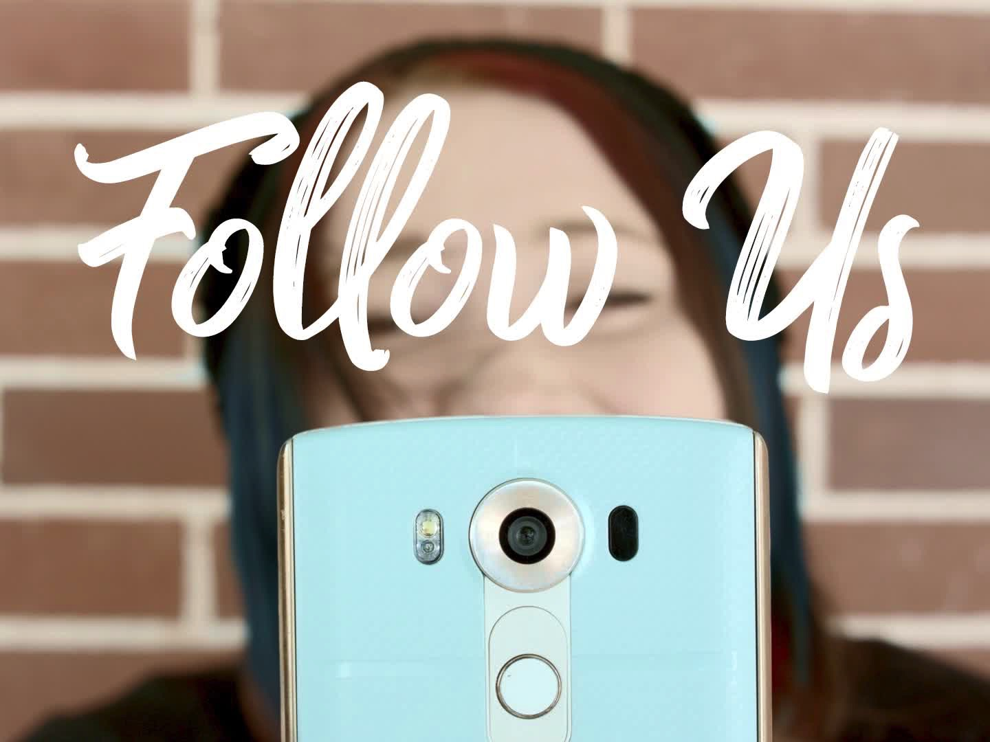 FOLLOW US CINEMAGRAPH